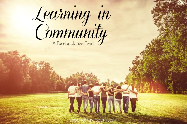 Learning in Community pin